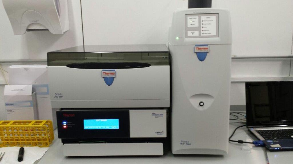 Cromatografo - Thermo Fisher Scientific